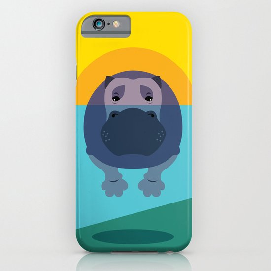 Hippo iPhone & iPod Case