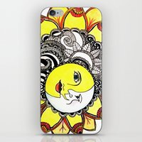 celestial iPhone & iPod Skins featuring Celestial by SageBliss