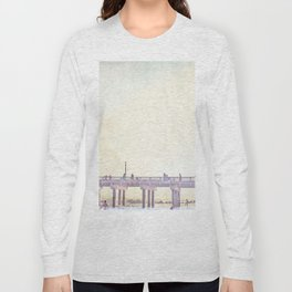 California Dreamin' in NY Long Sleeve T-shirt
