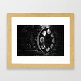 The Spool of Life Framed Art Print
