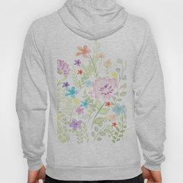 Mixed Wild Flower Hoody
