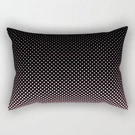 Halftone Rectangular Pillow