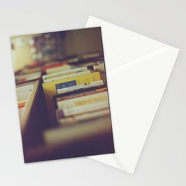 Bibliophilia Stationery Cards