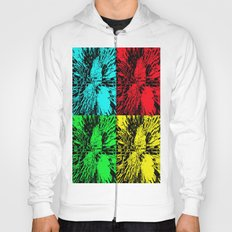 Columns of Pop Art Hoody