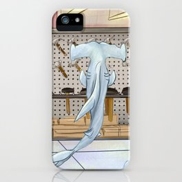 Hardware Sharks iPhone Case