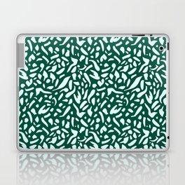 Deep Emrald #pattern #illutsration Laptop & iPad Skin