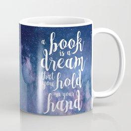 Neil Gaiman Quote Coffee Mug