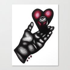Love Will Tear Us Apart, Again Canvas Print