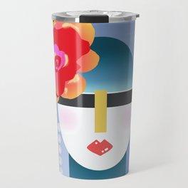 Big Blossom Travel Mug