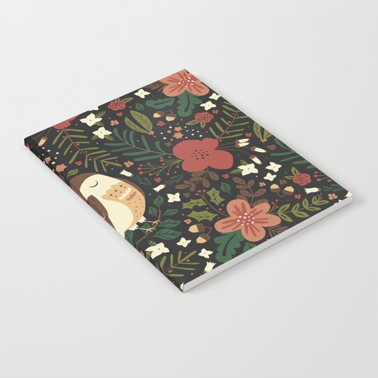 Christmas Robin Notebook