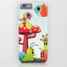 Critter Romance Slim Case iPhone 6s