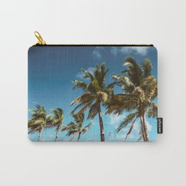 palm tree in miami Carry-All Pouch