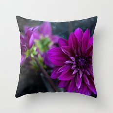 glitters Throw Pillow