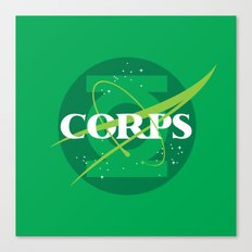 For The Corps Canvas Print