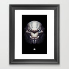 Xenos - Waywatcher Framed Art Print