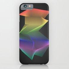 Angular Rainbow iPhone 6s Slim Case