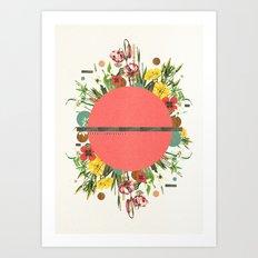 Organic Beauty_1 Art Print