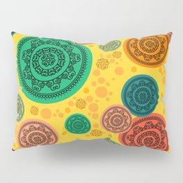 Indian pattern Pillow Sham