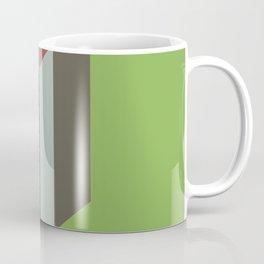 Poligonal 256 Coffee Mug