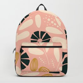 Midnight Blooms Backpack