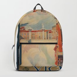 Vicenza, Italy Backpack