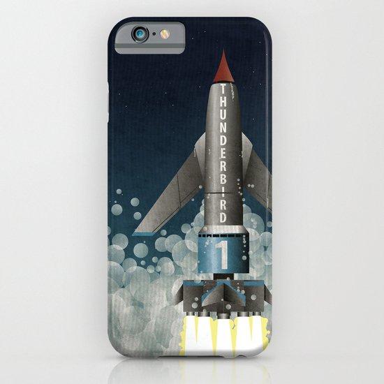 Thunderbird 1 iPhone & iPod Case