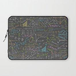 Math Lessons Laptop Sleeve