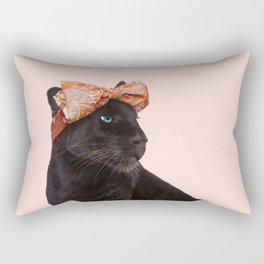 FASHION PANTHER Rectangular Pillow