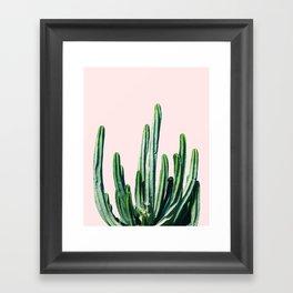 Cactus V6 #society6 #decor #buyart Framed Art Print