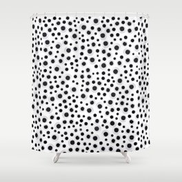 Is Someone Watching Me - Googly Eyes Shower Curtain