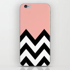 CORA COLORBLOCK CHEVRON  iPhone & iPod Skin