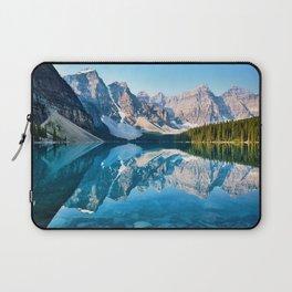 Moraine Lake, Canada #buyart #society6 Laptop Sleeve