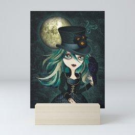 Raven's Moon Mini Art Print