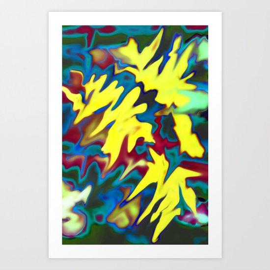 𐌎 Art Print