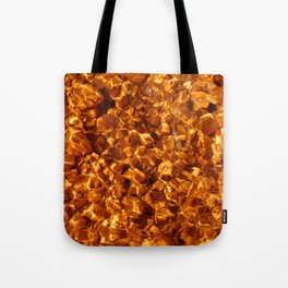 Ferrous water stream Tote Bag