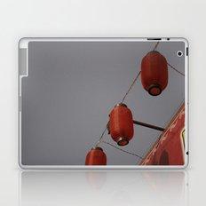Lantern Line-Up Laptop & iPad Skin