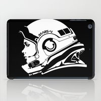 astronaut iPad Cases featuring Astronaut by Sventine