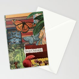 Step Outside Stationery Cards