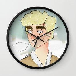 Charles Macaulay Wall Clock