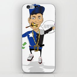 D Boy TX iPhone Skin