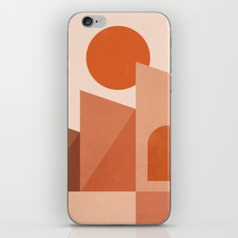 Abstraction_ARCHITECTURE_BOHEMIAN_Minimalism_001A iPhone Skin