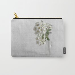 Spirea in vial art #2 Carry-All Pouch