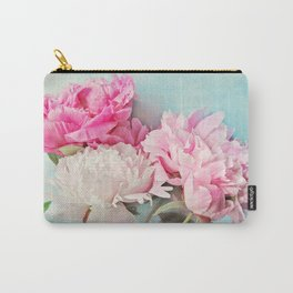 3 peonies Carry-All Pouch