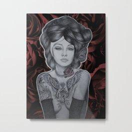 Gogo - Brighter Metal Print