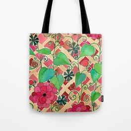 Cherry Tart Tote Bag