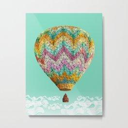 Balloon Balloon  Metal Print