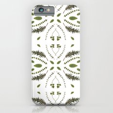 HERBS COLLAGE iPhone 6 Slim Case