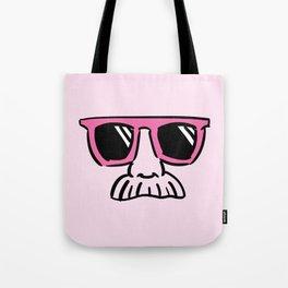 Too Cool (magenta) Tote Bag