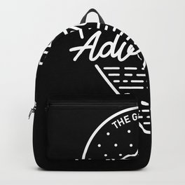 The Greatest Adventure Backpack