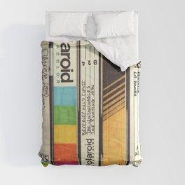 VHS Detail I Comforters